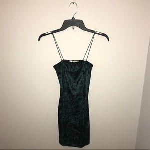 Dresses & Skirts - Size UK 6 forest green petite dress